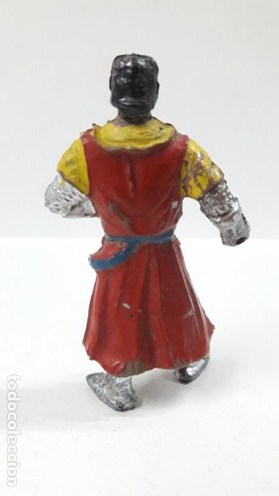 Figuras de Goma y PVC: EL CAPITAN TRUENO . REALIZADO POR JIN . AÑOS 50 EN GOMA - Foto 2 - 160327898