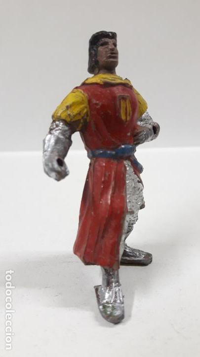 Figuras de Goma y PVC: EL CAPITAN TRUENO . REALIZADO POR JIN . AÑOS 50 EN GOMA - Foto 4 - 160327898