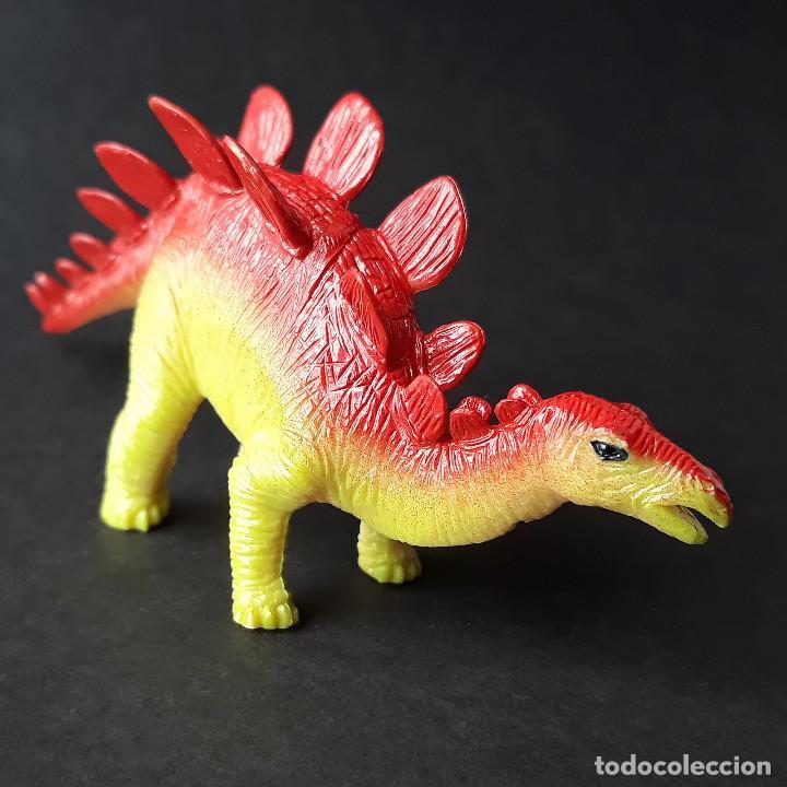 Animales Dinosaurio Stegosaurus Plástico Prehistóricos De 9000 Figura Años NOP08XZnwk