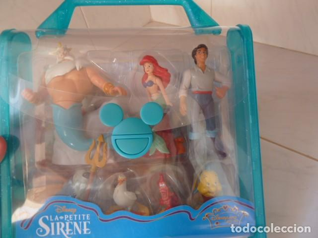 Figuras de Goma y PVC: Playset Disneyland Paris. La Sirenita - Foto 4 - 160424938