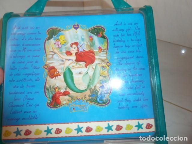 Figuras de Goma y PVC: Playset Disneyland Paris. La Sirenita - Foto 6 - 160424938