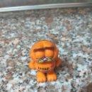 Figuras de Goma y PVC: FIGURA GARFIELD WEST GERMANY BULLY. Lote 160429674