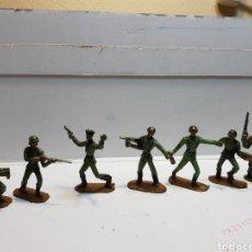 Figuras de Goma y PVC: FIGURAS COMANSI SERIE SOLDADOS DEL MUNDO LOTE 7. Lote 160434712