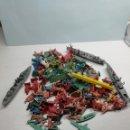 Figuras de Goma y PVC: GRAN LOTE DE SOLDADOSY PIEZAS MONTAPLEX, KIOSCO, DUNKIN.... Lote 160486629