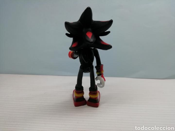 Figuras de Goma y PVC: Figura colección Sonic... Sega.. Shadow... - Foto 2 - 160499824