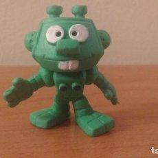 Figuras de Goma y PVC: FIGURA PVC ASTROSNIKS ROBOT MODELO SIN PINTAR ASTRONIKS SNIKS SNICKS BULLY W GERMANY SNIK 27. Lote 160545558