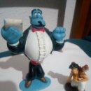 Figuras de Goma y PVC: FIGURA GENIO ALADIN PVC BULLY. Lote 160559626