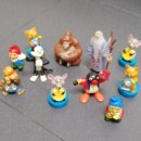 Figuras de Goma y PVC: LOTE 11 FIGURAS PVC BULLYLAND DISNEY ARISTOGATOS ATLANTIS TARZAN GATO HÉRCULES YOLANDA DIBUJOS. Lote 160573817