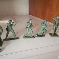 Figuras de Goma y PVC: FIGURAS MILITARES REAMSA ,GOMARSA. Lote 160608608