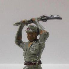 Figuras de Goma y PVC: SOLDADO JAPONES . REALIZADO POR PECH . AÑOS 60. Lote 160698378