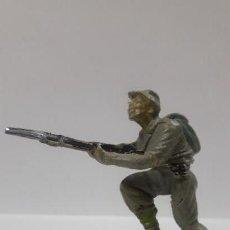 Figuras de Goma y PVC: SOLDADO JAPONES . REALIZADO POR PECH . AÑOS 60. Lote 160698478