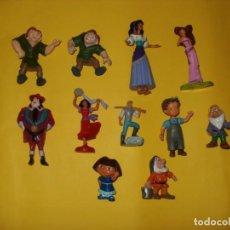 Figuras de Goma y PVC: SURTIDO FIGURAS DE GOMA VARIAS MARCAS Y PERSONAJAES. Lote 160707750