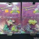Figuras de Goma y PVC: CHIQUITINES MAGICOS FAMOSA BABY DINOS RARO. Lote 160714828