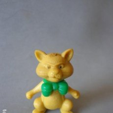 Figuras de Goma y PVC: FIGURA DUNKIN TITO ARISTOGATO DISNEY DETERGENTE SKIP . Lote 160728690