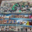 Figuras de Goma y PVC: COMANSI FUERTE, TODO EL OESTE AMERICANO, REF 222, CAJA GRANDE.. Lote 160807646