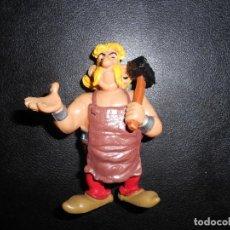 Figuras de Goma y PVC: ANTIGUA FIGURA GOMA PVC COMICS SPAIN 1991 ESAUTOMATIX - ASTERIX Y OBELIX -. Lote 160934234
