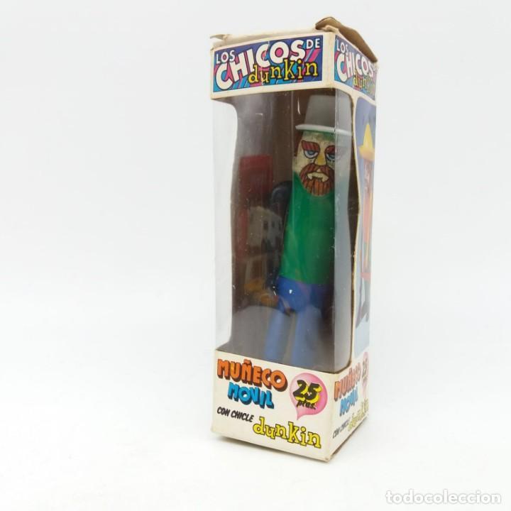 Figuras de Goma y PVC: Muñeco móvil Los chicos de Dunkin - Foto 2 - 160985430