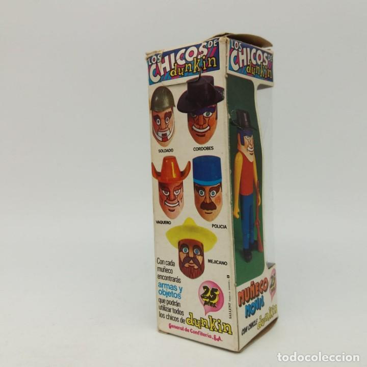 Figuras de Goma y PVC: Muñeco móvil Los chicos de Dunkin - Foto 3 - 160985430