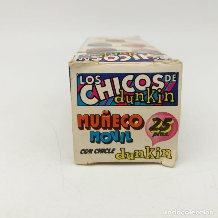 Figuras de Goma y PVC: Muñeco móvil Los chicos de Dunkin - Foto 4 - 160985430