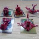Figuras de Goma y PVC: LOTE 6 BOLAS BAKUGAN + 5 CARTAS. Lote 160991338