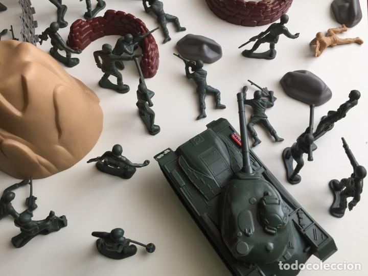 Figuras de Goma y PVC: DIORAMA FUERZAS MILITARES - Foto 2 - 161024062