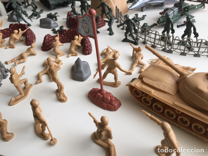 Figuras de Goma y PVC: DIORAMA FUERZAS MILITARES - Foto 4 - 161024062