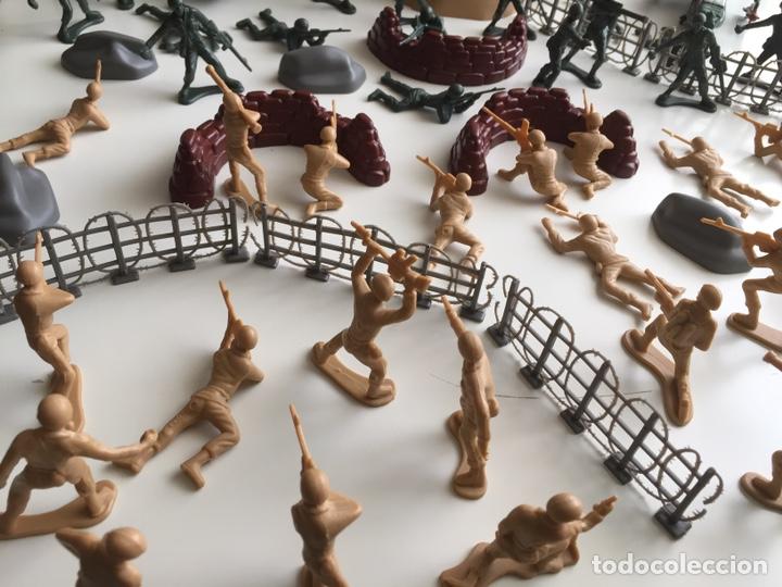 Figuras de Goma y PVC: DIORAMA FUERZAS MILITARES - Foto 5 - 161024062