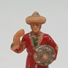 Figuras de Goma y PVC: FIGURA ARABE GUARDIA REAMSA EL CID. Lote 161088056