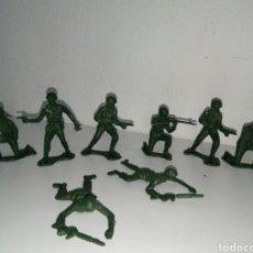 Figuras de Goma y PVC: LOTE SOLDADOS COMANSI. Lote 161111812