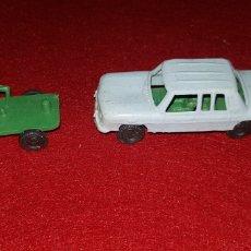 Figuras de Goma y PVC: COCHES MONTAPLEX COUPÉ. Lote 161161842