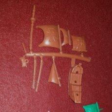 Figuras de Goma y PVC: HOTEL CARABELAS MONTAPLEX. Lote 161162464