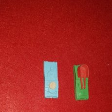 Figuras de Goma y PVC: NO TE TANQUES MONTAPLEX. Lote 161165397