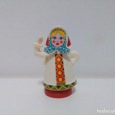 Figuras Kinder: HUEVO KINDER - MUÑECA - K95 Nº48. Lote 161220342