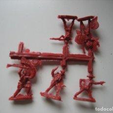 Figuras de Goma y PVC: MONTAPLEX. Lote 161227474