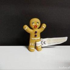 Figuras de Goma y PVC: FIGURA GALLETA SHREK DE COMANSI. Lote 161265518