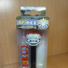 Dispensador Pez: FUNKO POP PEZ DISPENSADOR GHOST RIDER MARVEL CANDY MADE IN USA LIMITED EDITION. Lote 161334738