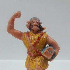 Gummi- und PVC-Figuren - EL VIKINGO KIRYL . SERIE EL CAPITAN TRUENO . REALIZADO POR ESTEREOPLAST . AÑOS 60 - 161469274