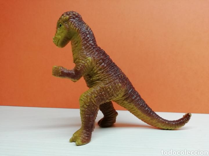 Figuras de Goma y PVC: Figura Dinosaurios Años 90..Promocional de Danone... Jurassic Park.. Pachycephalosaurus.. - Foto 2 - 161514328