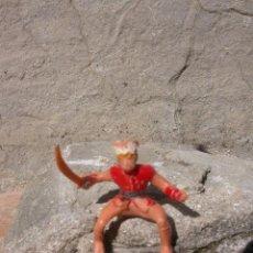 Figuras de Goma y PVC: REAMSA COMANSI PECH LAFREDO JECSAN TEIXIDO GAMA MOYA SOTORRES ESTEREOPLAST. Lote 161572578