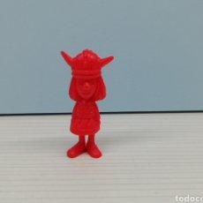 Figuras de Goma y PVC: FIGURA DUNKIN.. COLECCIÓN VICKIE EL VIKINGO.. TITO.. TAURUS... Lote 161593657