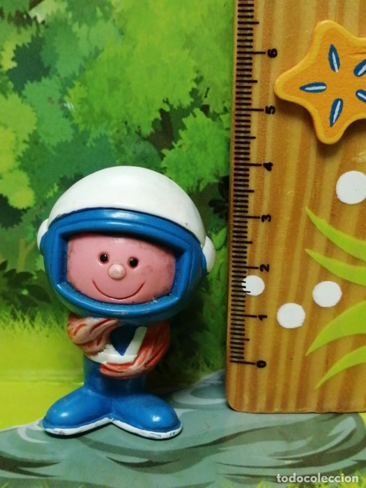 Figuras de Goma y PVC: FIGURA PVC LOS MIM LOS SABIOS BRB 1983 - Foto 3 - 161605422