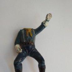 Figuras de Goma y PVC: FIGURA FEDERAL DESCABEZADOS JECSAN GOMA. Lote 161649594