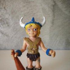 Figuras de Goma y PVC: FIGURA PVC BARBARO DRAGONES Y MAZMORRAS COMICS SPAIN. Lote 161664666