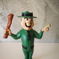 Figuras de Goma y PVC: FIGURA PVC GUARDABOSQUES OSO YOGI COMICS SPAIN. Lote 161665138