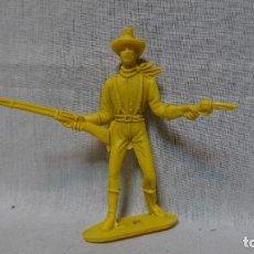 Figuras de Goma y PVC: VAQUERO, SOLDADO COMANSI, 7,5 CM DE ALTURA . Lote 161713478
