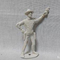 Figuras de Goma y PVC: VAQUERO, SOLDADO COMANSI, 7,5 CM DE ALTURA . Lote 161713658