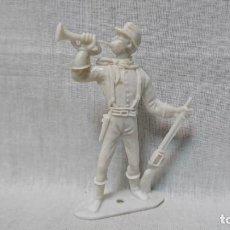 Figuras de Goma y PVC: VAQUERO, SOLDADO COMANSI, 7,5 CM DE ALTURA . Lote 161713834
