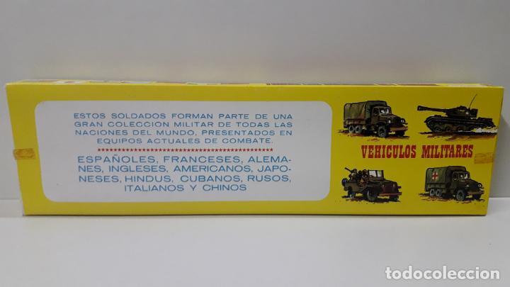 Figuras de Goma y PVC: INGLESES - SOLDADOS DEL MUNDO REF 198 . REALIZADA POR COMANSI . AÑOS 70 - Foto 5 - 161863298