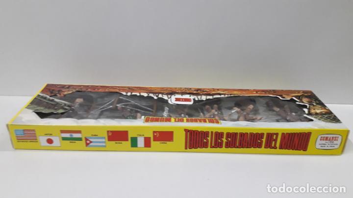 Figuras de Goma y PVC: INGLESES - SOLDADOS DEL MUNDO REF 198 . REALIZADA POR COMANSI . AÑOS 70 - Foto 8 - 161863298