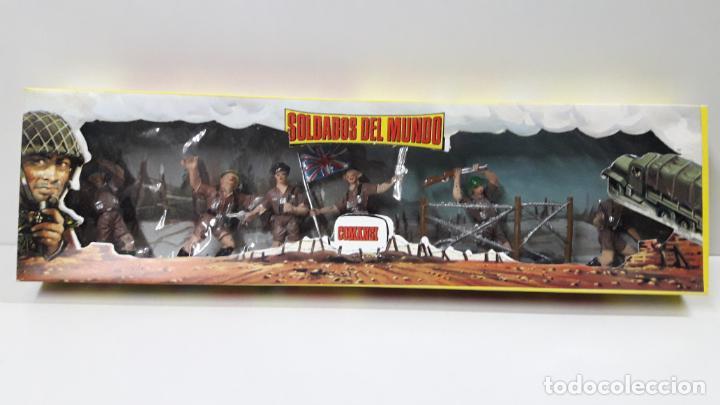 Figuras de Goma y PVC: INGLESES - SOLDADOS DEL MUNDO REF 198 . REALIZADA POR COMANSI . AÑOS 70 - Foto 10 - 161863298